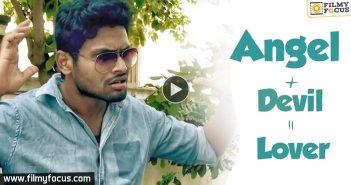 Angel+Devil=Lover || Comedy Short Film, runwayreel, runwayreel short films, Telugu Short Film