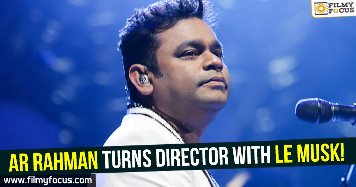 AR Rahman, le musk movie, Sachin Movie,
