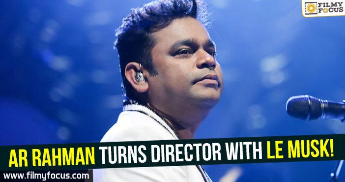 AR Rahman, le musk movie, Sachin Movie,