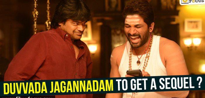 Duvvada Jagannadam to get a sequel?