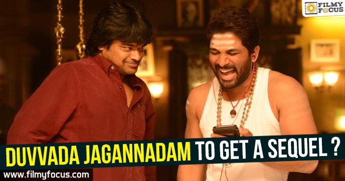 Duvvada Jagannadam, Duvvada Jagannadam Movie, Allu Arjun, Pooja Hegde, Harish Shankar