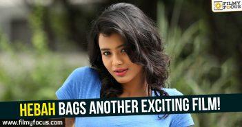 Hebah Patel, Actress Hebah Patel, Rahul Sankrityayan, Vijay Devarakonda, Andhhagadu Movie, Raj Tarun