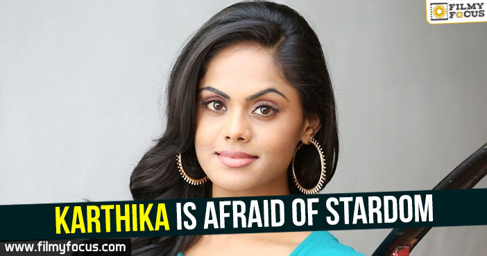 Actress Karthika, Karthika