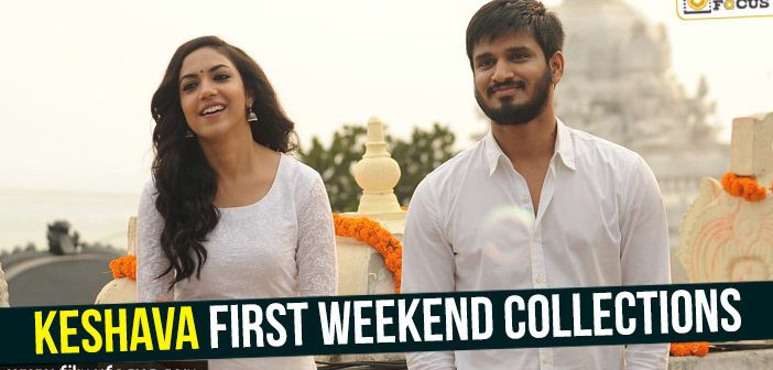 Keshava first weekend collections!