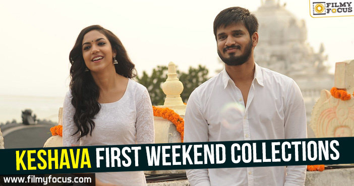 Keshava Movie, Nikhil, Ritu Varma,