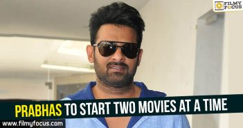 Baahubali, Baahubali 2, Saaho Movie, Director Sujeeth, Director radha krishna, Uv creations,