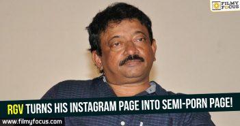 RGV Instagram, RGV twitter, Ram Gopal varma,