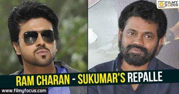 Ram charan, Director Sukumar, repalle movie, Mythri Movie Makers,