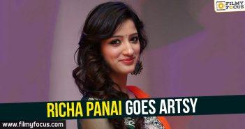 Richa Panai, Rakshaka Bhattudu movie, Vamsi Krishna Akkella, Prabhakar,