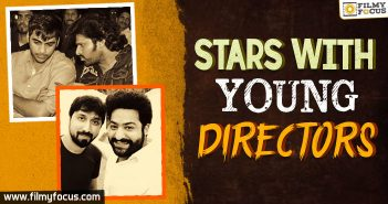 Stars With Young Directors