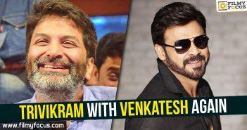 Director Trivikram Srinivas, Haarika & Hassine Creations, venkatesh, Victory Venkatesh, jolly llb, Akshay Kumar,