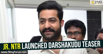 Darshakudu Movie, Sukumar, NTR, Jr NTR,