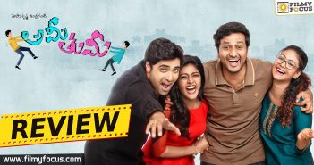 Adavi sesh, Ami Thumi Movie, Ami Thumi Movie Rating, Ami Thumi Movie Review, Ami Thumi Movie Review & Rating, Ami Thumi Rating, Ami Thumi Review, Avasarala Srinivas, eesha, isha rebba, Mohan Krishna Indraganti, Vennela Kishore
