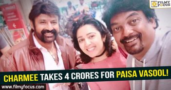paisa vasool movie, Director Puri Jagannadh, Balakrishna, charmee,