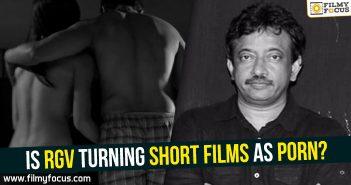 RGV, Ram Gopal Varma, RGV Short Film