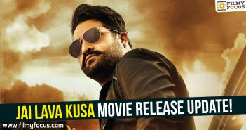 jai lava kusa, Jai lava kusa movie, NTR, Jr Ntr, Director Bobby, Actress Raashi Khanna, Actress Nivetha Thomas,