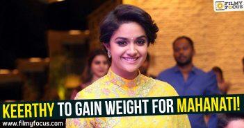 Keerthy Suresh, Mahanati Movie, Samantha, Samantha Ruth Prabhu,