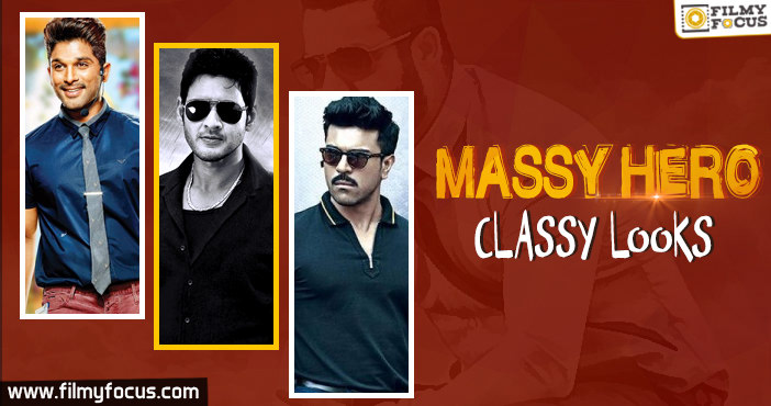 Massy Hero Classy Looks