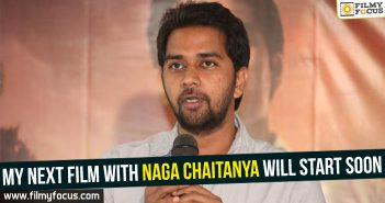 Naga chaitanya, Chandoo Mondeti, Nagarjuna, Premam Movie,