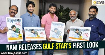 gulf movie, nani, nani movies, chetan maddineni