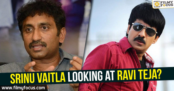 srinu vaitla, Ravi Teja, Mister Movie, raja the great movie, Touch chesi choodu movie,