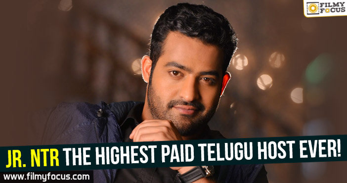 NTR, Jr Ntr, Jai lava kusa movie, NTR to Host Bigg boss show, Bigg boss show,