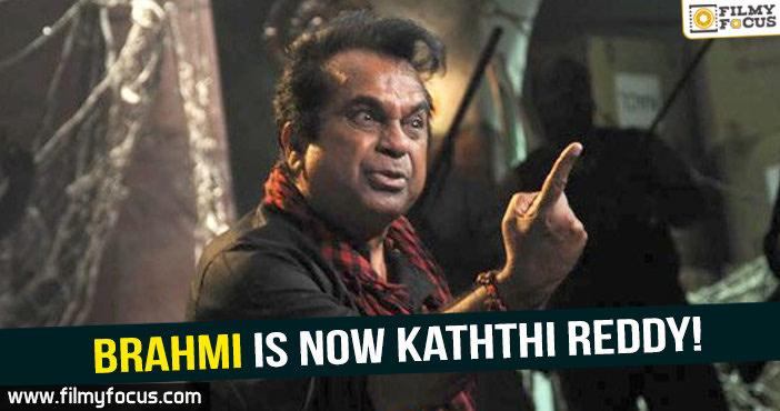 Actor Bramhanandam, Brahmanandam, aachari america yatra, Shabash Naidu Movie,
