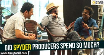 SPYder Movie, Mahesh Babu, RakulPreet, Murugadoss,