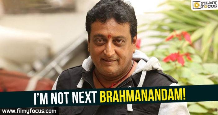 Brahmanandam, Pridhvi