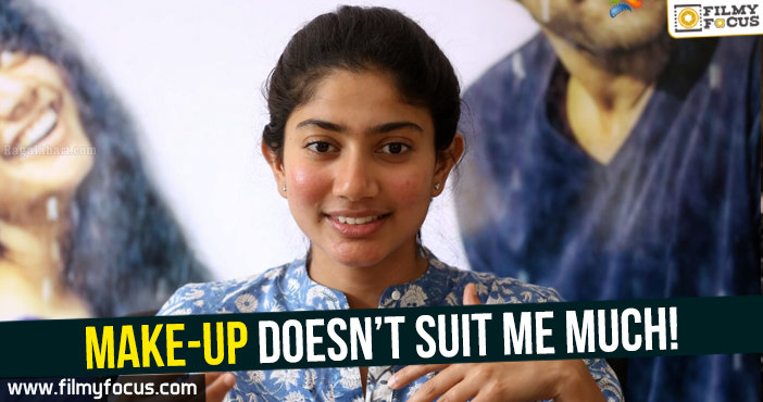 Fidaa Movie, Sai Pallavi, Actress Sai Pallavi