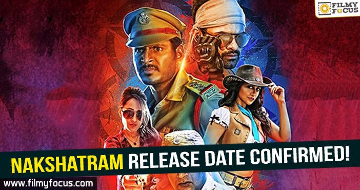 Nakshatram, Nakshatram Movie, Sai Dharam Tej, Sundeep Kishan, Director Krishna Vamsi,
