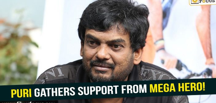Puri Jagannadh gathers support from this young hero!