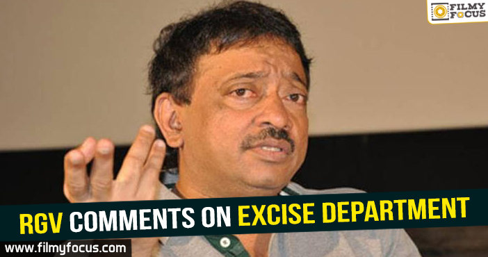 Ram Gopal Varma, RGV, RGV Comments, RGV comments on drugs issue