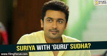 Suriya, Hero Suriya, Sudha Kongara, guru movie,