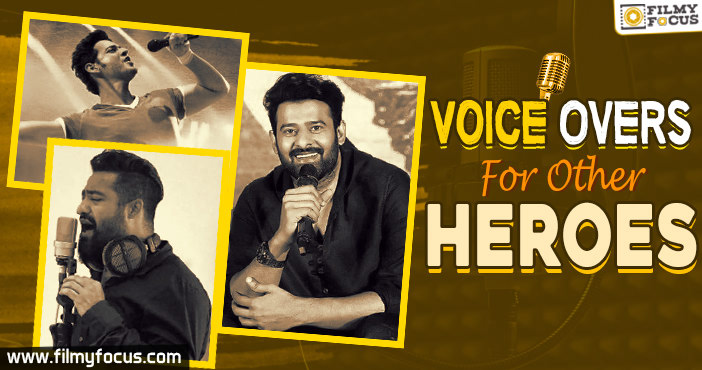 Voice Overs For Other heroes