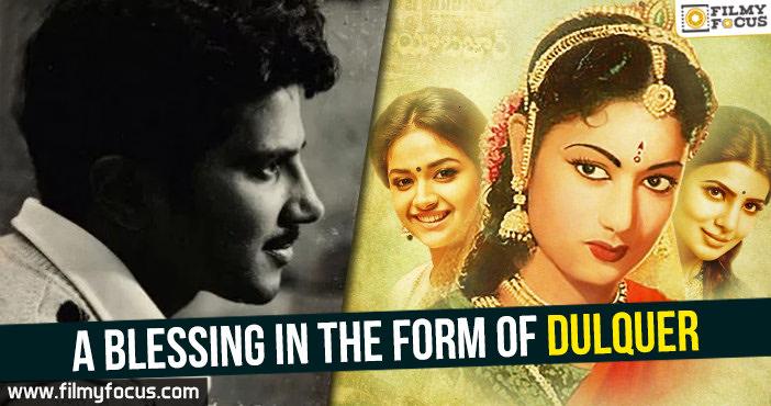 Dulquer Salmaan, Naga Ashwin, Mahanati Movie, Samantha, Keerthy Suresh