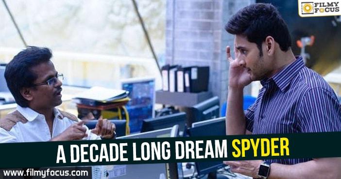 SPYder Movie, Murugadoss, Mahesh Babu, Rakul Preet,