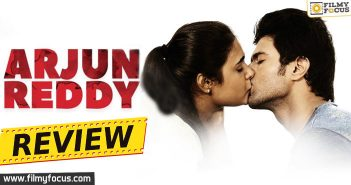 Arjun Reddy Movie Review, Arjun Reddy Rating, Arjun Reddy Review, Arjun Reddy Telugu Review, Arjun Reddy Movie Telugu Review, Arjun Reddy Review in Telugu, Arjun Reddy Movie, Vijay Deverakonda, Shalini Pandey