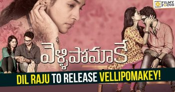 Dil Raju, Vellipomakey Movie