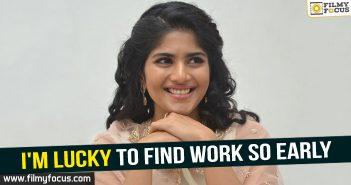 Actress megha akash, LIE Movie, Vunnadi Okkate Zindagi Movie,