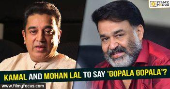 Kamal haasan, Kamal Haasan Movies, Mohanlal, Mohanlal Movies, Gopala Gopala Movie,