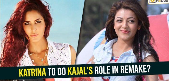 Katrina to do Kajal's role in Temper remake?