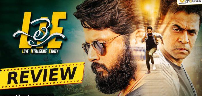 LIE Movie Review, LIE Movie Rating, Nithiin Movies,