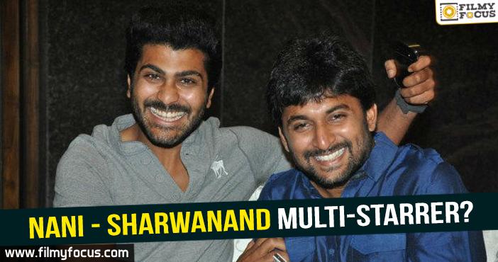 Nani, Sharwanand, Director Harish Shankar, Dil Raju,