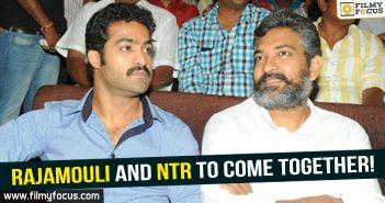 Rajamouli, Director Rajamouli, NTR, jai lava kusa,