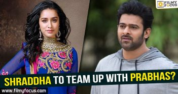 Actress Pooja Hegde, Parineeti Chopra, Prabhas, Prabhas Movies, Saaho, Saaho Movie, Shraddha Kapoor