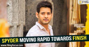 Mahesh Babu, Murugadoss, Rakul Preet, Spyder Movie