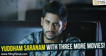yuddham-saranam-with-three-more-movies