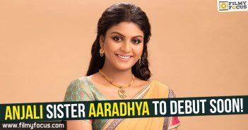 Anjali, Aaradhya, Actress Anjali, Actress Aaradhya