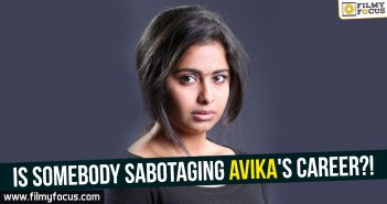 Actress Avika Gor, Avika Gor